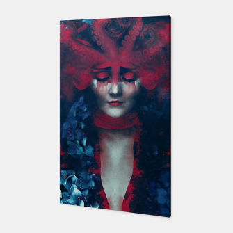 Thumbnail image of Born of Red Dragon Canvas, Live Heroes