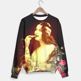 Thumbnail image of Flower Child Sweater, Live Heroes