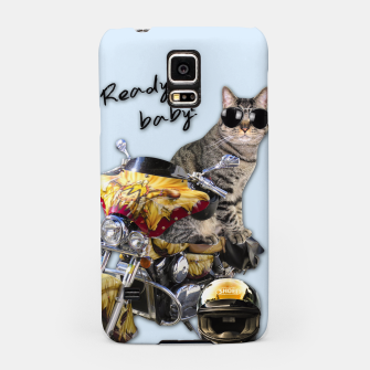Thumbnail image of COOL CAT Samsung Case, Live Heroes