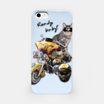 Thumbnail image of COOL CAT iPhone Case, Live Heroes