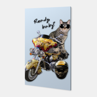Thumbnail image of COOL CAT Canvas, Live Heroes