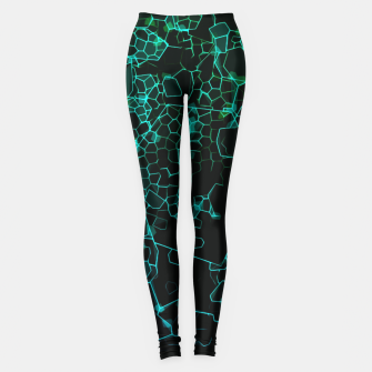 "Thumbnail image of ""Asteroids!"" Leggings, Live Heroes"