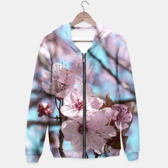 Thumbnail image of Sakura. Cherry Blossom photography Hoodie, Live Heroes