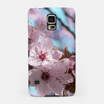 Thumbnail image of Sakura. Cherry Blossom photography Samsung Case, Live Heroes