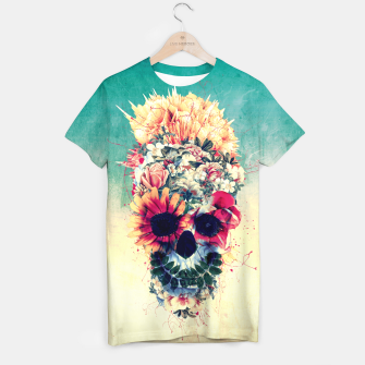 Thumbnail image of Summer Skull T-shirt, Live Heroes
