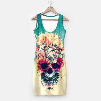 Miniaturka Summer Skull Simple Dress, Live Heroes