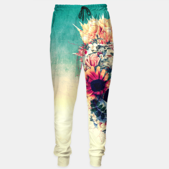 Thumbnail image of Summer Skull Sweatpants, Live Heroes