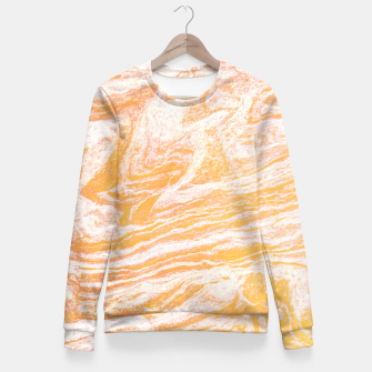 Thumbnail image of Golden Vibes Fitted Waist Sweater, Live Heroes