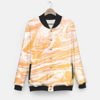 Golden Vibes Baseball Jacket thumbnail image