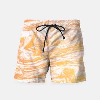 Golden Vibes Swim Shorts thumbnail image