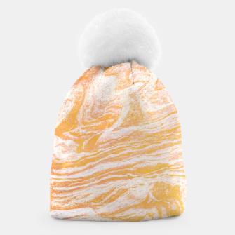 Thumbnail image of Golden Vibes Beanie, Live Heroes