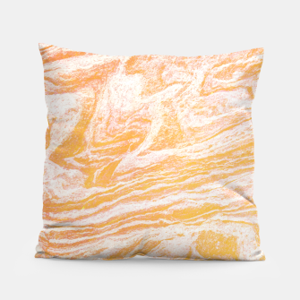 Thumbnail image of Golden Vibes Pillow, Live Heroes