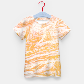 Golden Vibes Kid's T-shirt thumbnail image