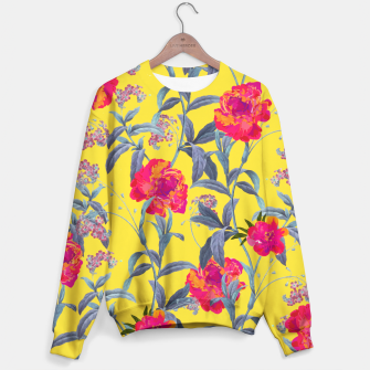 Thumbnail image of Come Into Blossom Sweater, Live Heroes