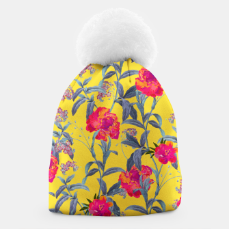 Thumbnail image of Come Into Blossom Beanie, Live Heroes