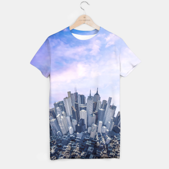 Thumbnail image of High Upon A Mountain T-shirt, Live Heroes