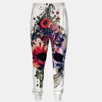 Thumbnail image of Two Face Skull Sweatpants, Live Heroes
