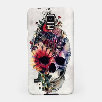 Thumbnail image of Two Face Skull Samsung Case, Live Heroes
