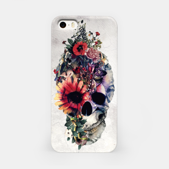 Thumbnail image of Two Face Skull iPhone Case, Live Heroes