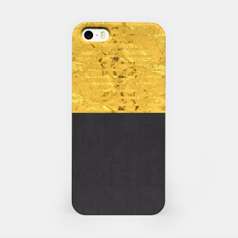 Miniaturka Fashion and golden pattern iPhone Case, Live Heroes
