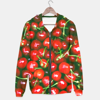 Thumbnail image of Fresh Cherries Hoodie, Live Heroes