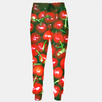 Thumbnail image of Fresh Cherries Sweatpants, Live Heroes