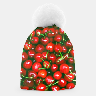Thumbnail image of Fresh Cherries Beanie, Live Heroes