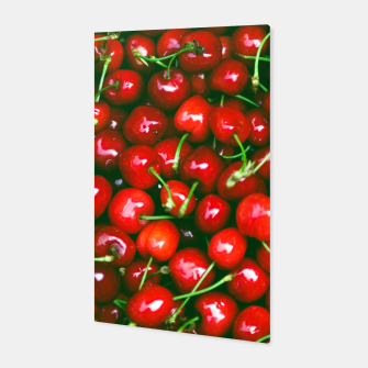 Thumbnail image of Fresh Cherries Canvas, Live Heroes