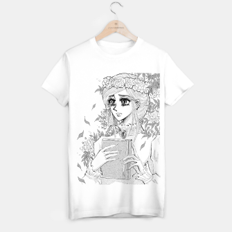Miniaturka Rowan bunch manga girl T-shirt regular, Live Heroes