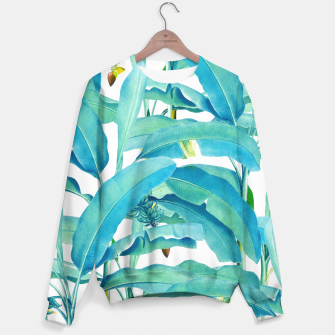 Thumbnail image of Banana Forest Sweater, Live Heroes