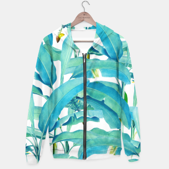 Thumbnail image of Banana Forest Hoodie, Live Heroes
