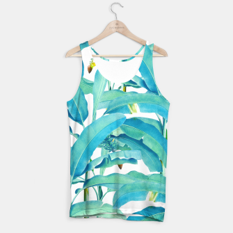 Thumbnail image of Banana Forest Tank Top, Live Heroes