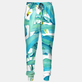 Thumbnail image of Banana Forest Sweatpants, Live Heroes