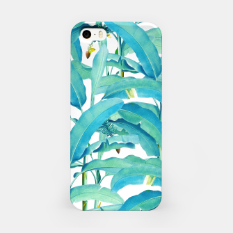 Thumbnail image of Banana Forest iPhone Case, Live Heroes