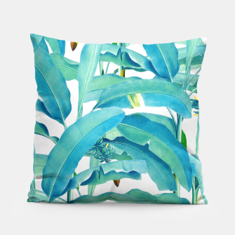 Thumbnail image of Banana Forest Pillow, Live Heroes