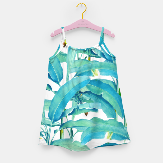 Thumbnail image of Banana Forest Girl's Dress, Live Heroes