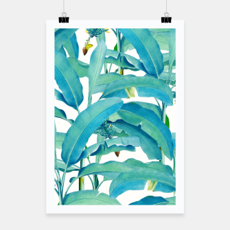 Thumbnail image of Banana Forest Poster, Live Heroes