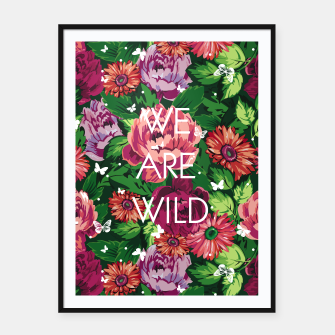 Thumbnail image of We Are Wild, Live Heroes