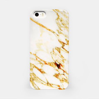 Gold Marble iPhone Case thumbnail image
