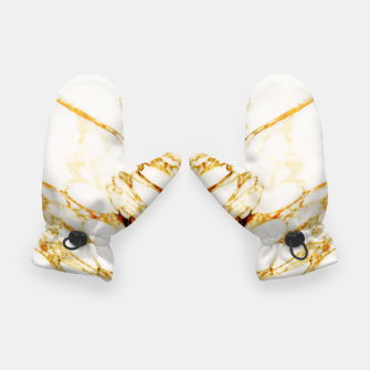 Thumbnail image of Gold Marble Gloves, Live Heroes