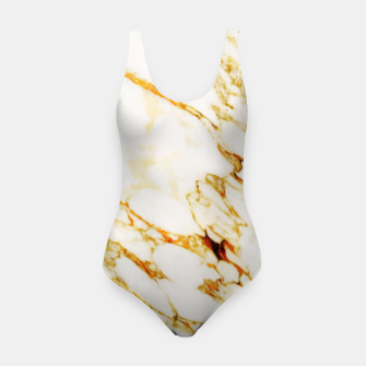 Thumbnail image of Gold Marble Swimsuit, Live Heroes