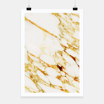 Gold Marble Poster thumbnail image