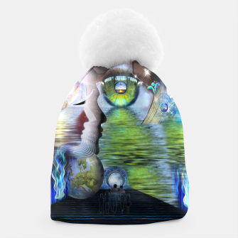 Thumbnail image of The Language of Light Beanie, Live Heroes