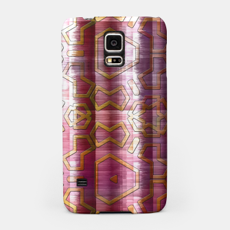 Thumbnail image of Wind Glyphs Samsung Case, Live Heroes