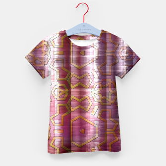 Thumbnail image of Wind Glyphs Kid's T-shirt, Live Heroes