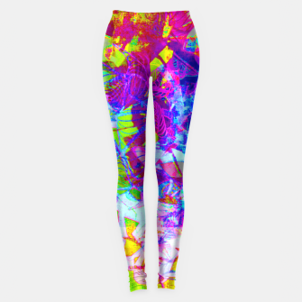 Thumbnail image of sotm005 Leggings, Live Heroes