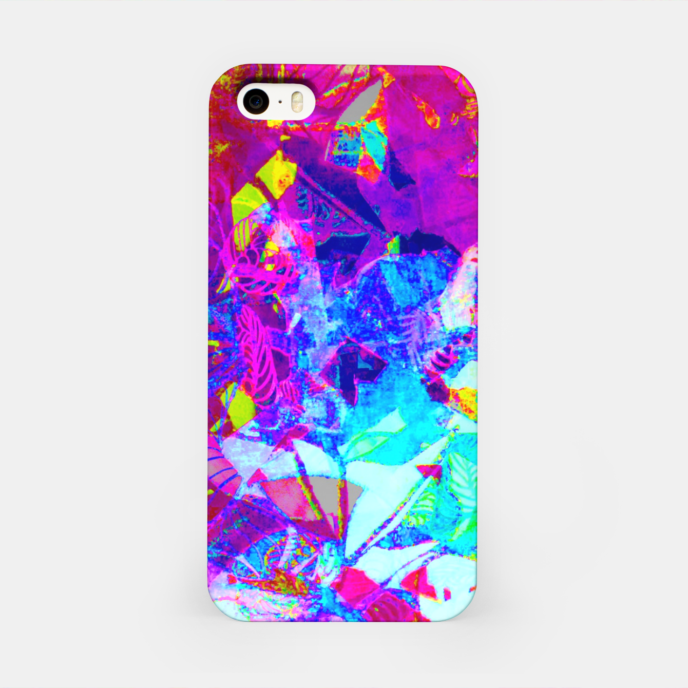 Image of sotm005 iPhone Case - Live Heroes