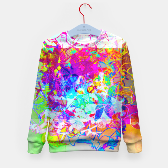 Thumbnail image of sotm005 Kid's Sweater, Live Heroes
