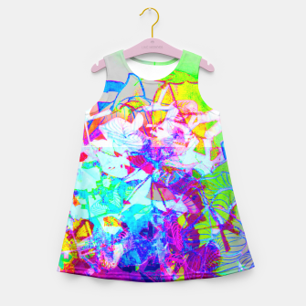 Thumbnail image of sotm005 Girl's Summer Dress, Live Heroes