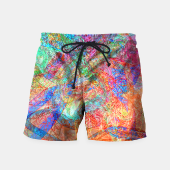 Thumbnail image of sotm006 Swim Shorts, Live Heroes